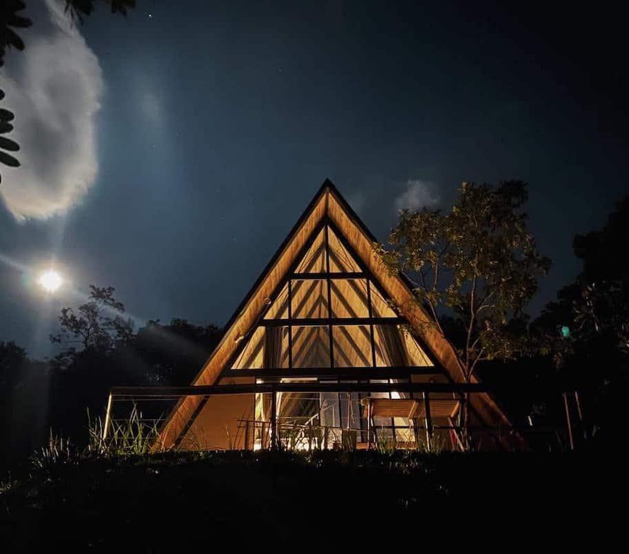 airbnb pirenopolis cabana no campo temporada