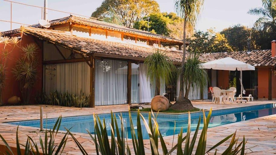 aluguel airbnb lagoa santa bh