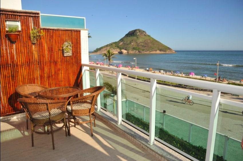 Apartamento de temporada no Rio de Janeiro