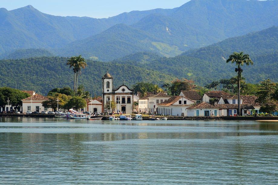 Casas para alugar perto do Rio de Janeiro: Paraty