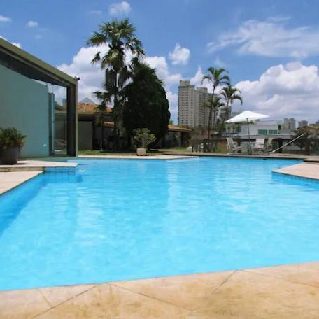 piscina mansao belvedere aluguel temporada bh