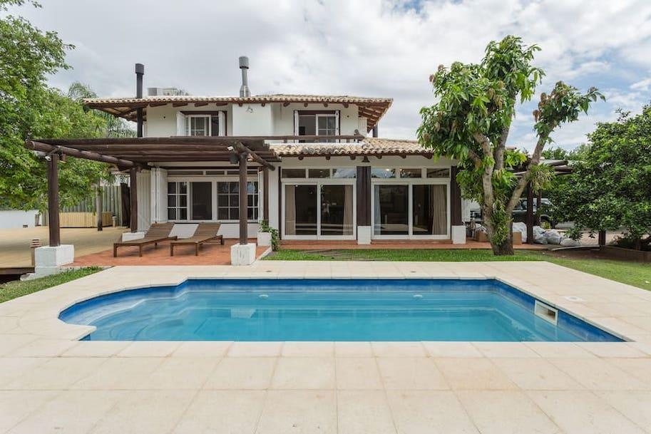 airbnb porto alegre sítios para alugar temporada