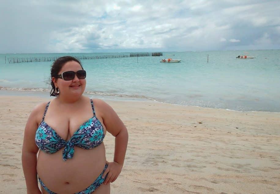 viaja gorda praia