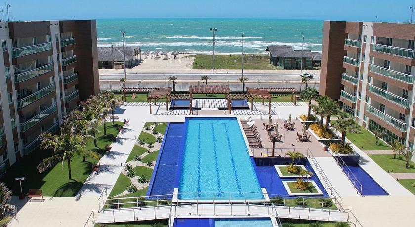 apartamento com piscina na praia do futuro fortaleza ceará