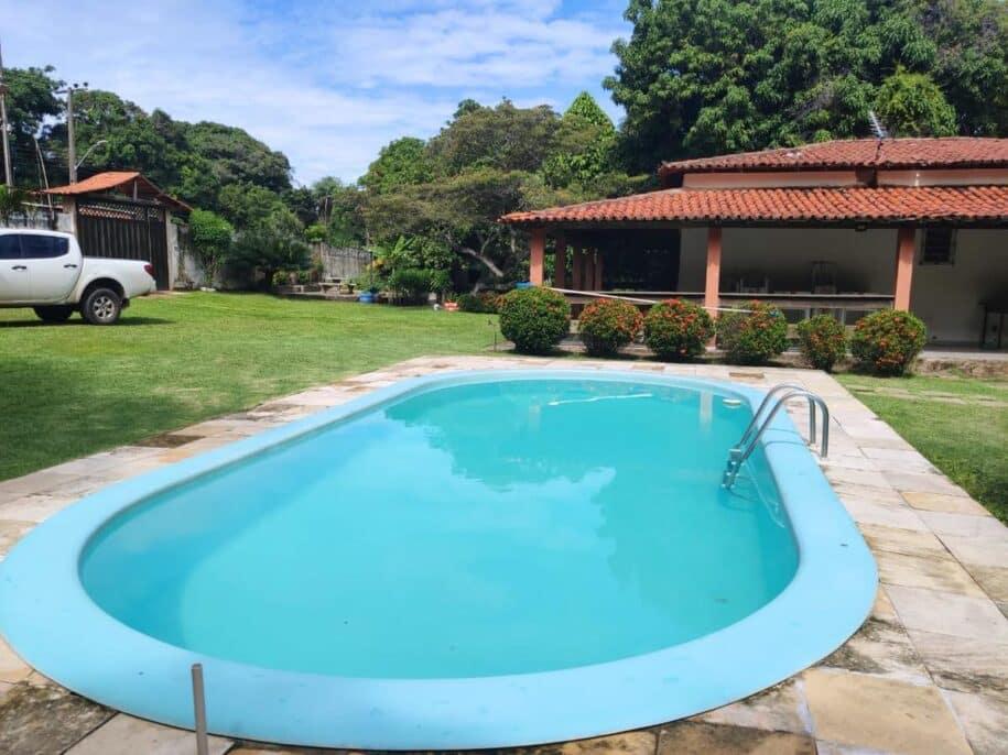 casa com piscina em sao jose do ribamar no maranhão aluguel de temporada booking e airbnb