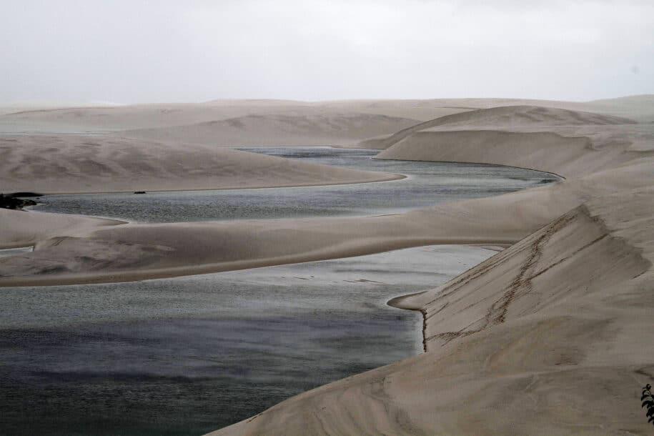 lagoa betania nos lençois maranhenses