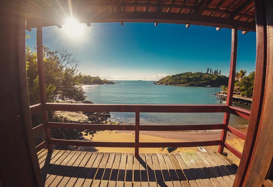 Casa praia da costa airbnb vila velha