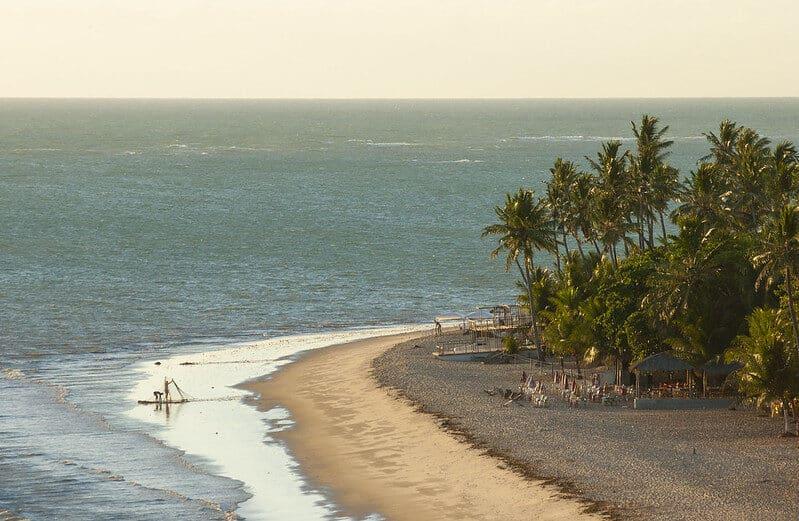praia joão pessoa paraíba