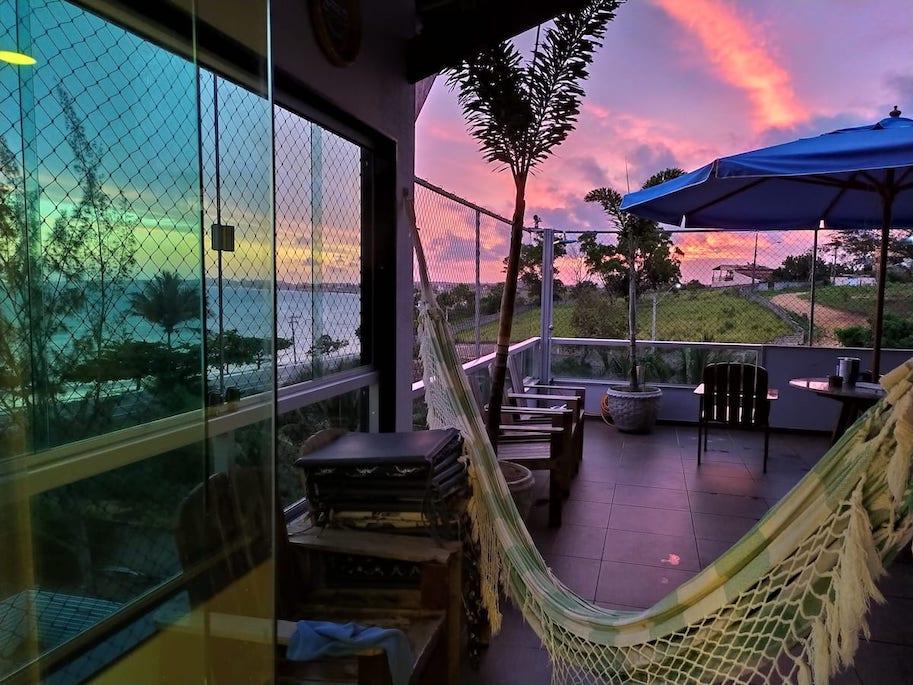 airbnb guarapari casa temporada em meaipe