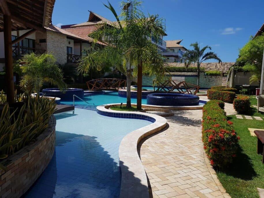 piscina bangalo cabedelo paraíba casa para alugar