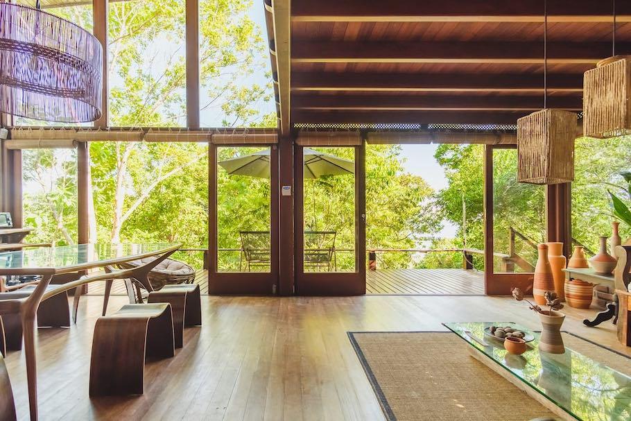 Casa para alugar em Gamboa, perto de Morro de São Paulo