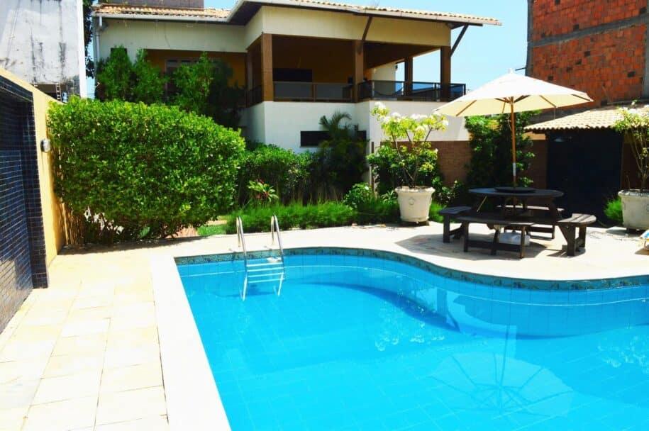 casa praia atalaia piscina churrasqueira aracaju sergipe