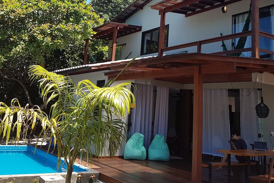 Casa para aluguel de temporada da Bahia
