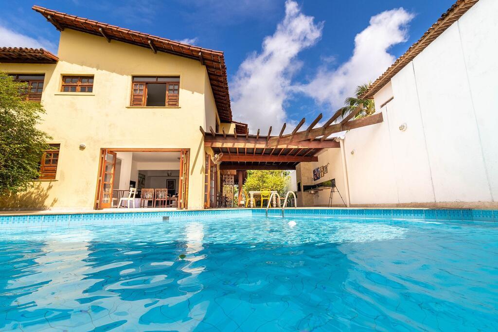 casa com piscina em salvador