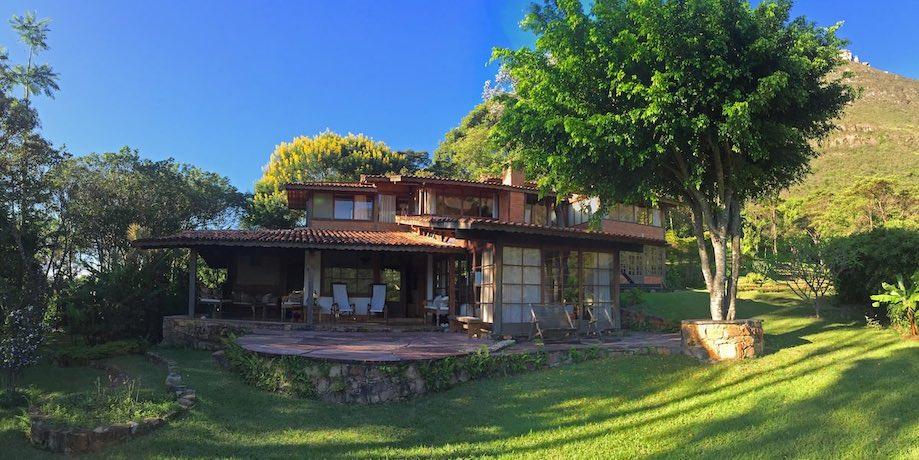 Casa de campo no Vale do Capão