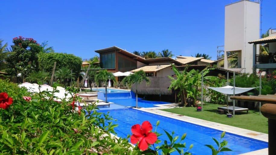 casa para aluguel temporada praia rio grande do norte piscina