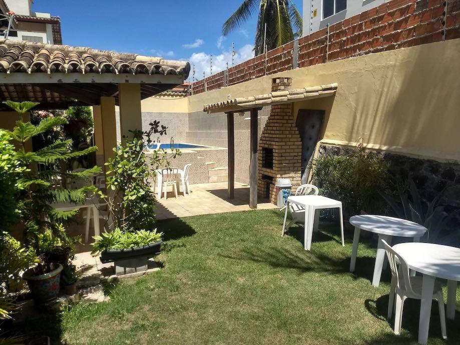 Casa no litoral norte de Salvador