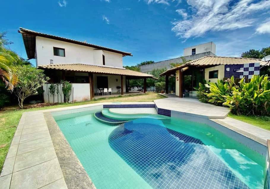 Casa para alugar no litoral norte de Salvador