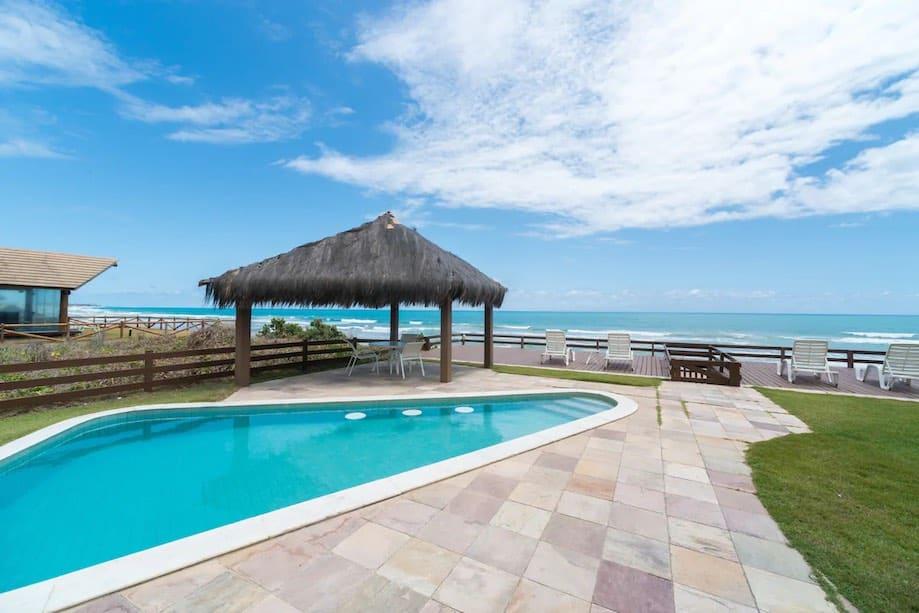 Casa em Porto de Galinhas, nos arredores de Recife