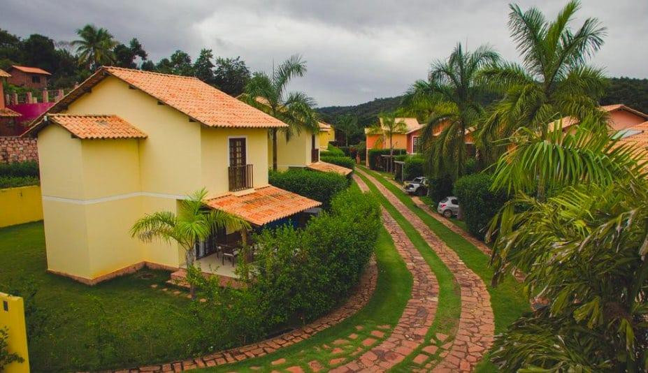 Casa de temporada em Lençóis, na Chapada Diamantina