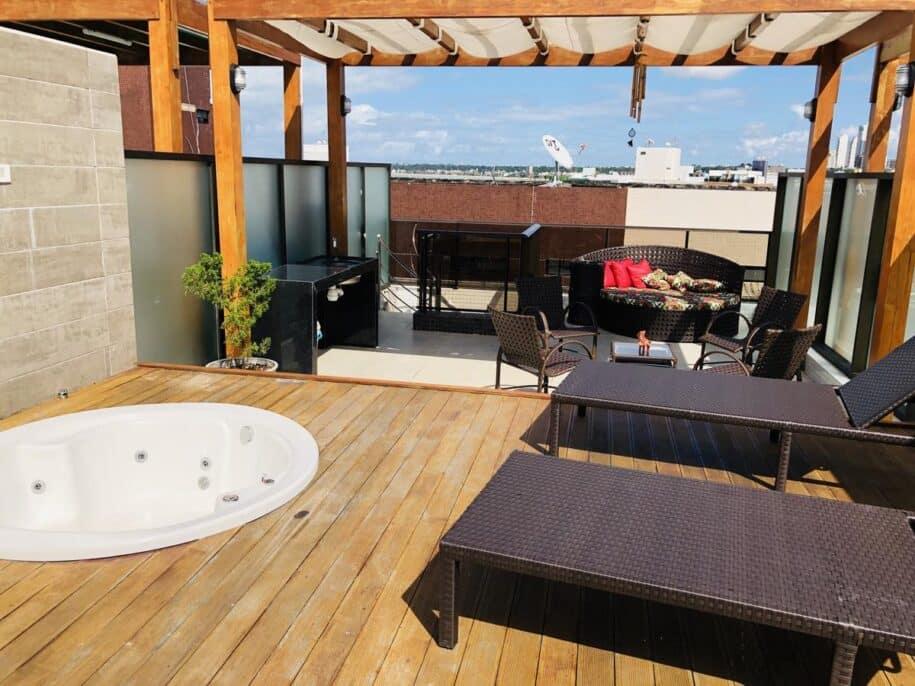 cobertura com jacuzzi na praia de tambaú joão pessoa airbnb booking