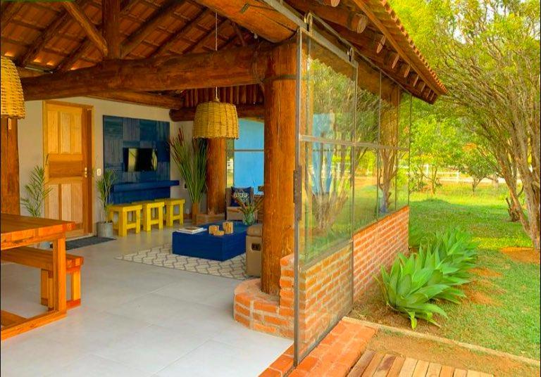 Rancho Azul - aluguel de temporada em Pedra Azul (ES)