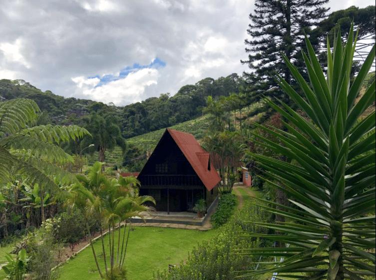 Sitio para aluguel perto da Pedra Azul - Espírito Santo
