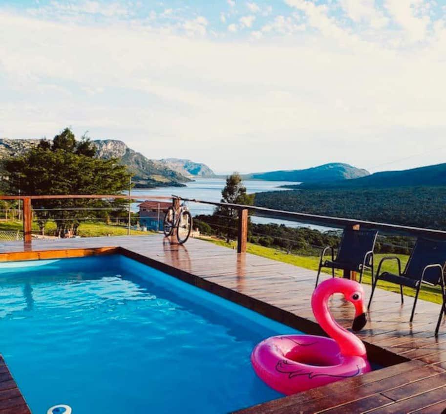 airbnb serra do cipo casas com piscina para o final de semana