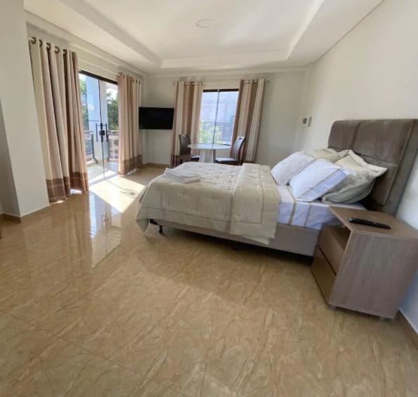 apartamento suite aluguel temporada ciudad del este paraguai airbnb foz do iguaçu
