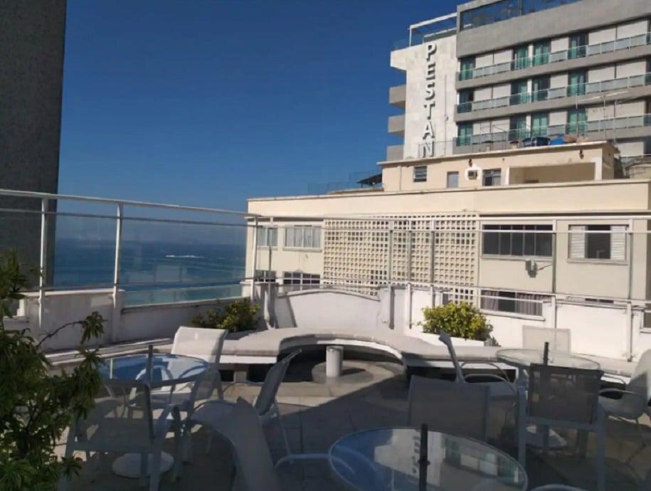 apartamento quarteirao praia de copabana