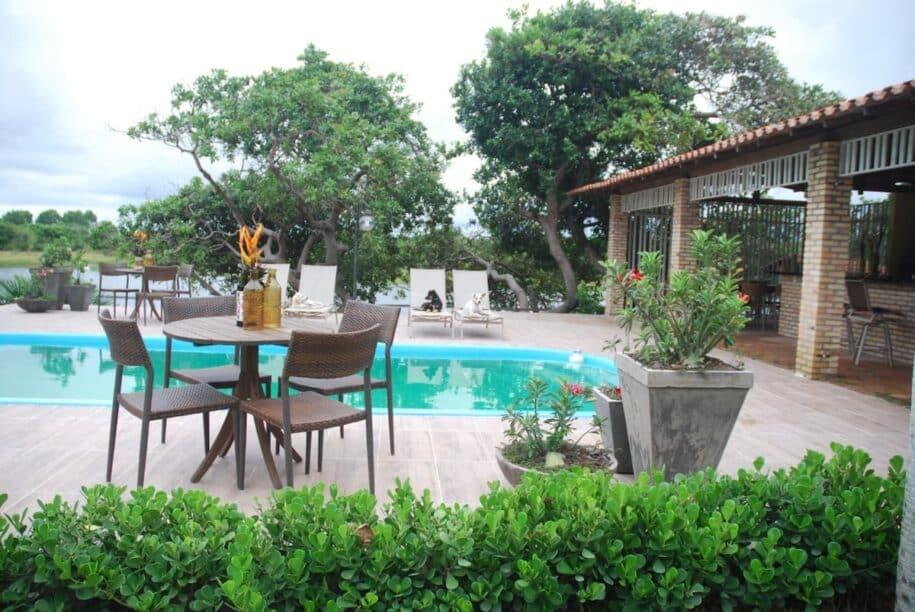 casa grande com piscina em santo amaro maranhão nos lençóis maranhenses airbnb