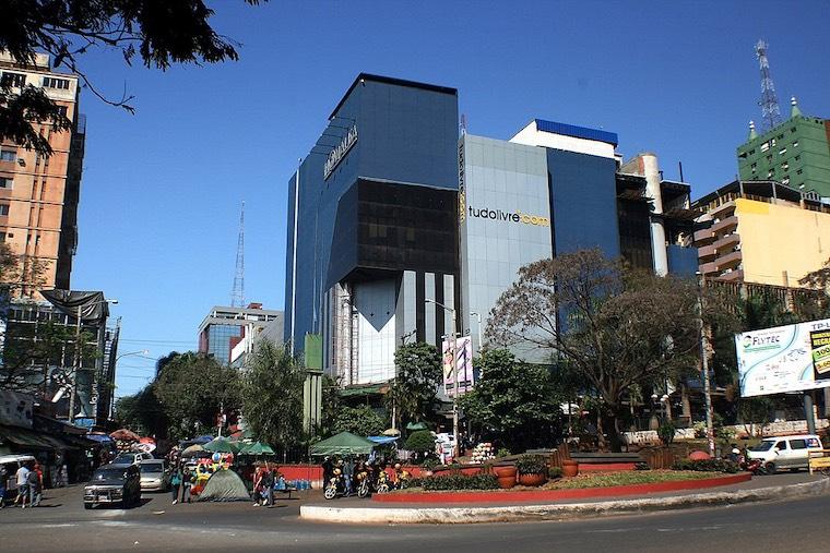 shoppings e lojas no paraguai compras
