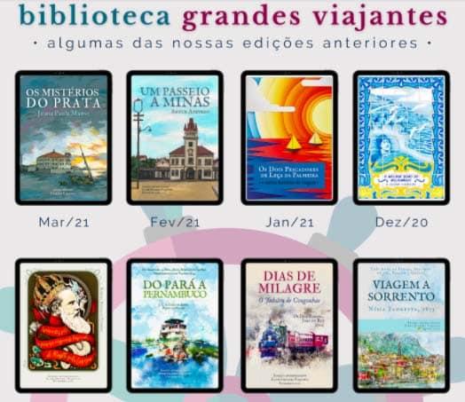 biblioteca grandes viajantes