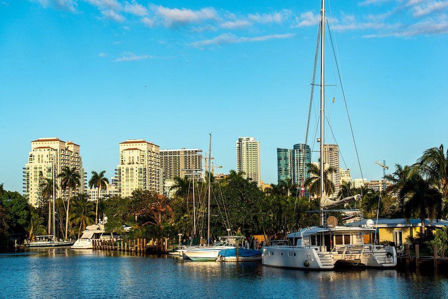 Cidades da Flórida - Fort Lauderdale