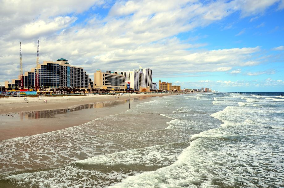 Daytona Beach - Cidades da Flórida