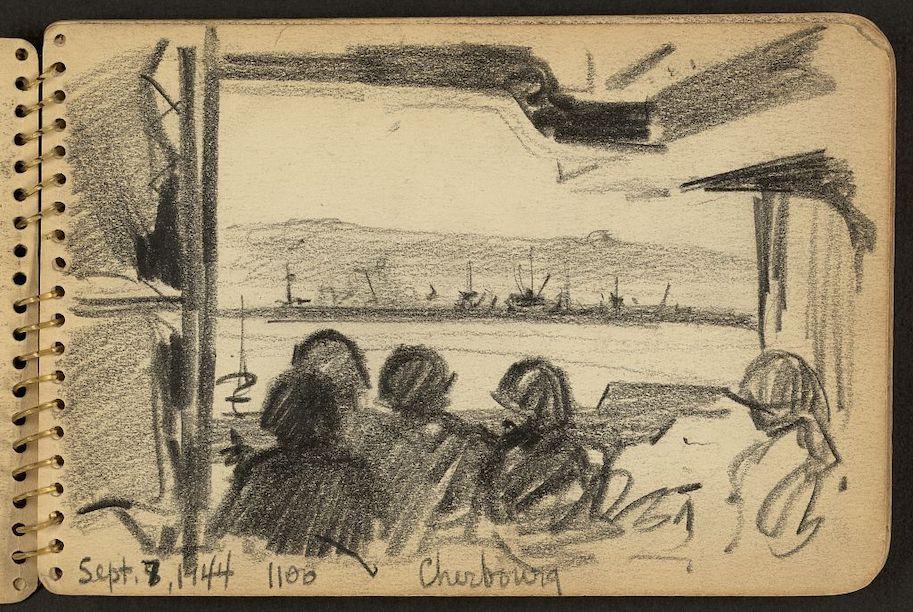 cherbourg-Setembro-7-1844