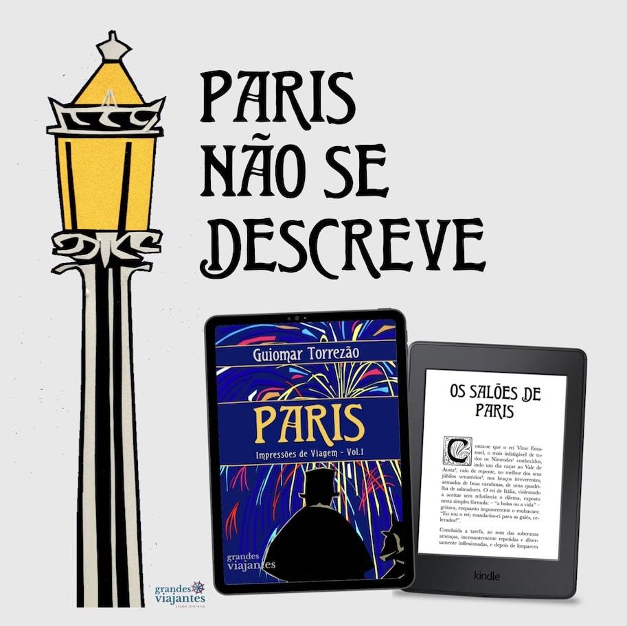 paris não se descreve